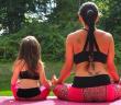 Mother Daughter Yoga