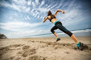 Beach Running - Fast Start