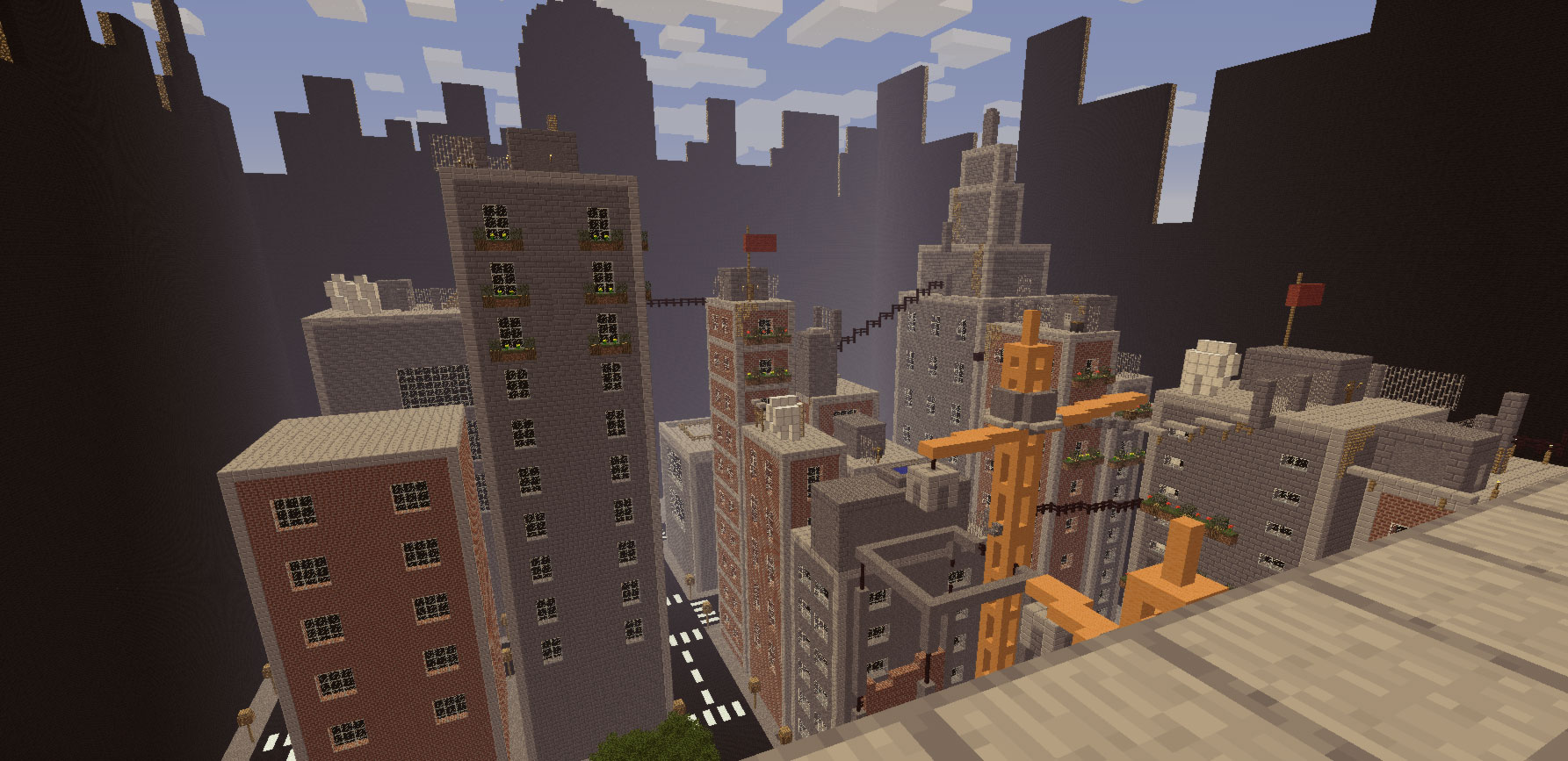 creating great minecraft maps -